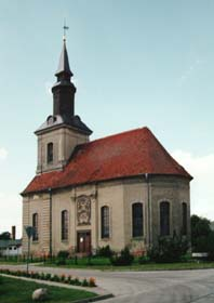 Kirche Rothenklempenow